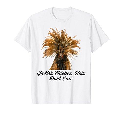Funny Polish Chicken Shirt - Polish...