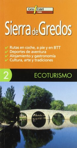Sierra de Gredos: (Ecoturismo, 2) (Guias)