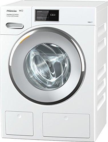 Miele WMV 963 WPS Waschmaschine Frontlader/A+++/130 kWh/Jahr/1600 UpM/9 kg Schontrommel/59min-Waschprogramm mit PowerWash 2.0/Automatische Dosierung/Smart Home-fähig