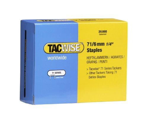 Tacwise 0367 Chiodi 180/10mm