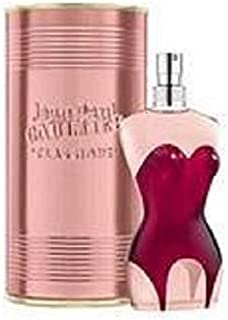 Jean Paul Gaultier Classique Eau de Parfum Spray for Women 100ml (Packaging May Vary)