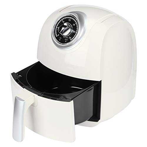 Cikonielf Freidora de aire sin aceite, 3,2 l, freidoras eléctricas de aire caliente, hornillo sin aceite, para freidoras eléctricas antiadherentes, para uso doméstico (220 V)