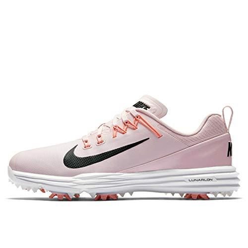 Nike Damen WMNS Lunar Command 2 Golfschuhe, Pink (Rosa/Negro 601), 40 EU
