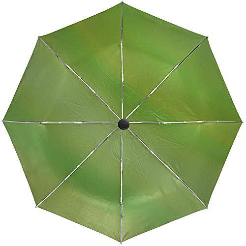 Automatische Regenschirm Kreise Linien licht Streifen Reise bequem Winddicht wasserdicht Falten Auto öffnen schließen