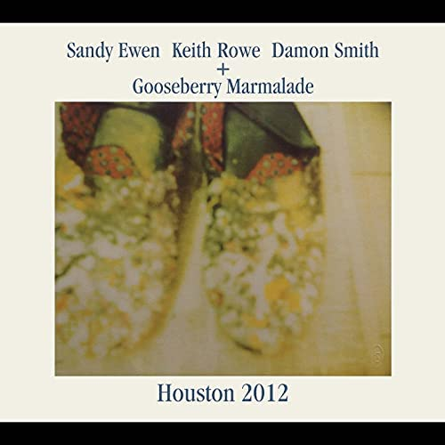 Sandy Ewen, Keith Rowe & Damon Smith