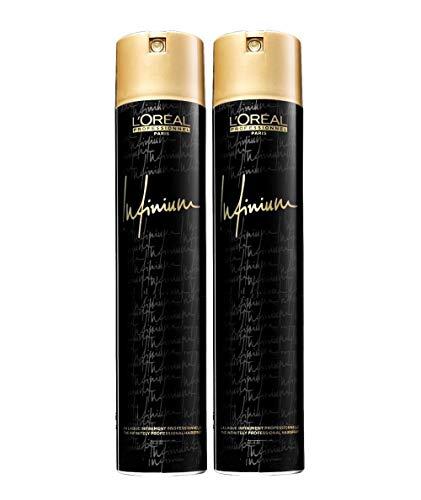 L'Oréal Professionnel Infinium Soft Lot de 2 flacons de 500 ml