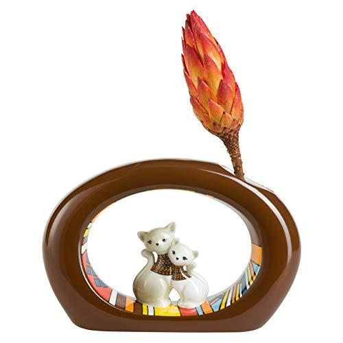 Goebel Vase, Bunt