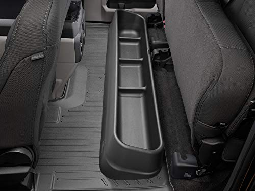 WeatherTech Under Seat Storage System for Ford F-150/Super Duty - SuperCab - 4S003