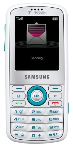 Samsung Gravity T459 T-Mobile Cell Phone White