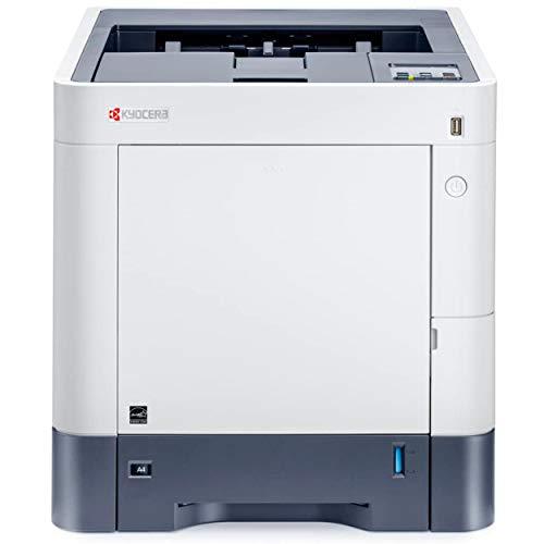 Kyocera Klimaschutz-System Ecosys P6230cdn Laserdrucker (30 Seiten pro Minute. Farblaserdrucker inkl. Mobile Print-Funktion)