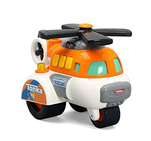 Tonka 06293My First Wobble Räder Hubschrauber