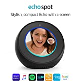 Zoom IMG-1 Amazon Echo Spot Smart Alarm