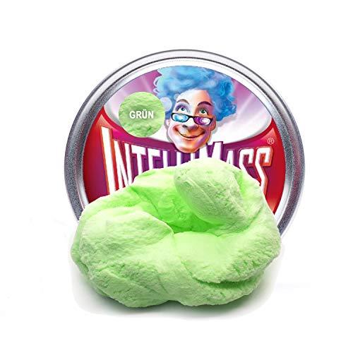 IntelliMass Fluffy Green