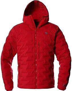[マウンテンハードウェア] メンズ スーパーDS ストレッチダウンフーデッドジャケット Super/DS Stretchdown Hooded Jacket ダークブリック