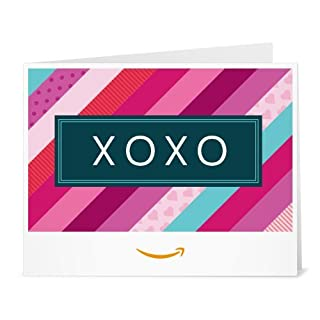 Amazon Gift Card - Print - XOXO (B079G7DLQ9) | Amazon price tracker / tracking, Amazon price history charts, Amazon price watches, Amazon price drop alerts