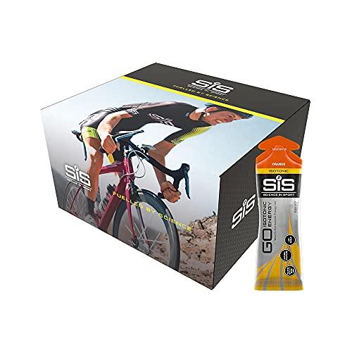 Science In Sport Sis Sis Go Gel Isotonico Energetico, Gusto Arancia, 35 X 60Ml - 2570 Gr