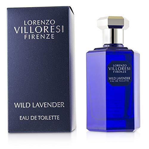 LORENZO VILLORESI Wild Lavender EDT Vapo 100 ml, 1er Pack (1 x 100 ml)