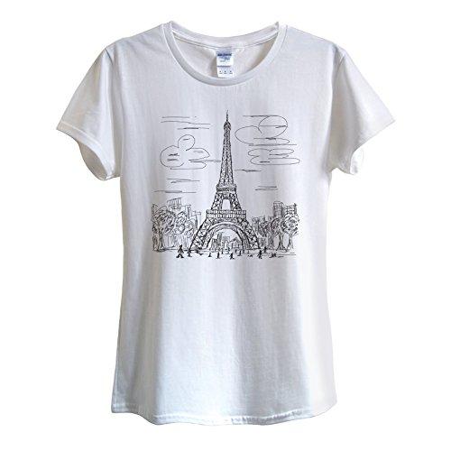 love paris eiffel tower with