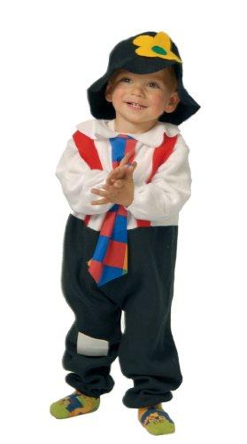 Disfraz Infantil 1-2 aos VAGABUNDO BABY