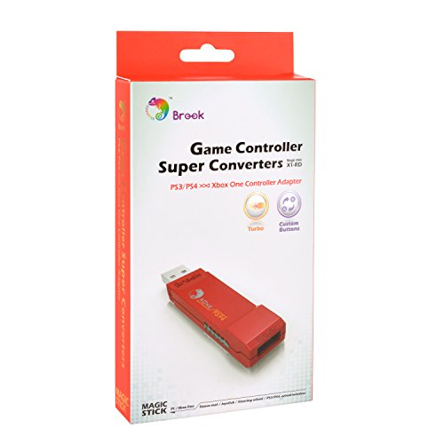 PS3/PS4 to Xbox One Controller Adapter