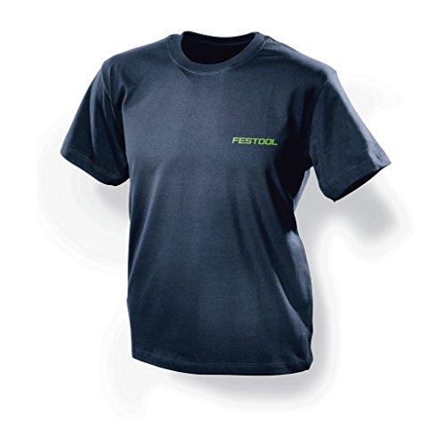 Festool T-Shirt Rundhals Herren Festool S