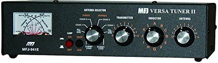 MFJ-941E MFJ941E MFJ Enterprises Original HF Antenna Tuner with Mini Cross Meter, 300 Watts