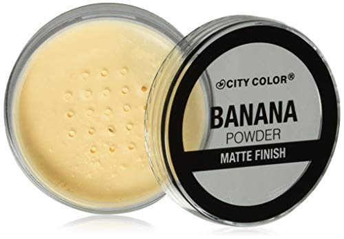City Color Banana Powder Matte Fini…