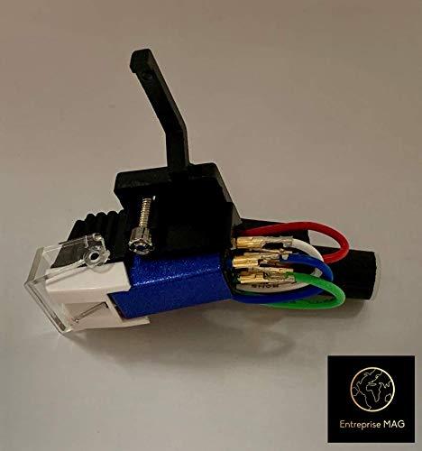 Headshell, Cartridge, Needle, Stylus for YAMAHA P 350, P 450, P 550, P 20, P 751, P 850, P 750