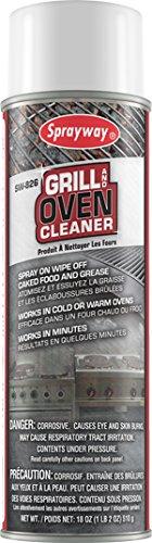 Sprayway SW826 Oven Cleaner