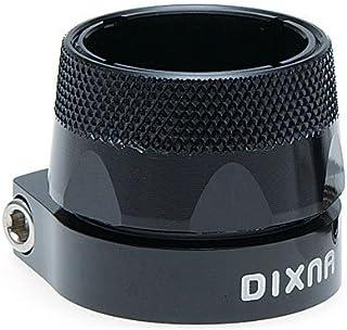 DIXNA(ディズナ) スクイージングシートクランプ カラー/シートポスト/フレーム ブラック/27.2mm/31.8mm V23P023 ブラック