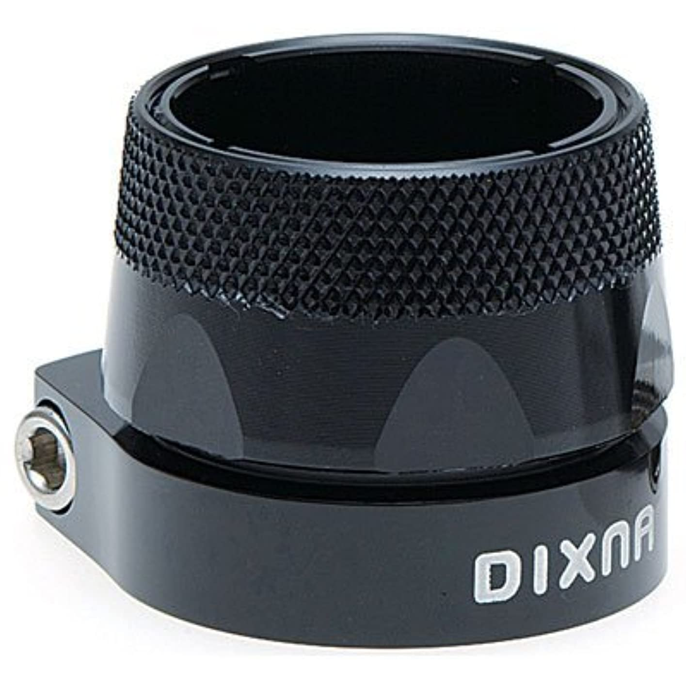 分解するまともな北極圏DIXNA(ディズナ) スクイージングシートクランプ カラー/シートポスト/フレーム ブラック/27.2mm/31.8mm V23P023 ブラック