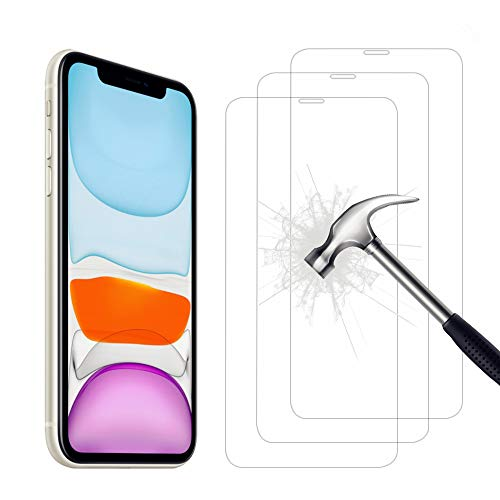 1 Pack High Definition FCLTech iPhone XS Max Screen Protector Tempered Glass Screen Protector Suitable for Apple iPhone XS Max Full Coverage Tempered Glass