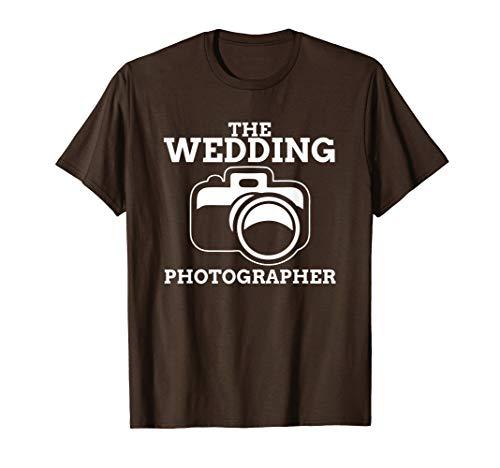 Wedding Photographer Shirt - Wedding Photography Shirt Gift