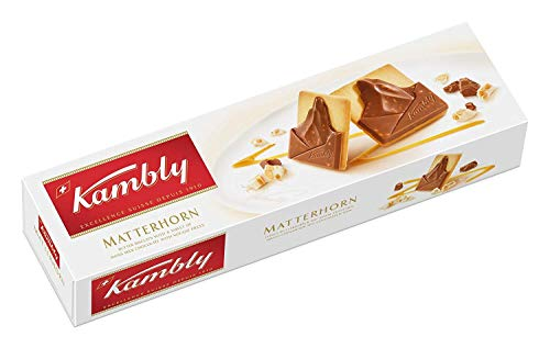 Kambly Matterhorn 100g, 1er Pack (1 x 100 g)