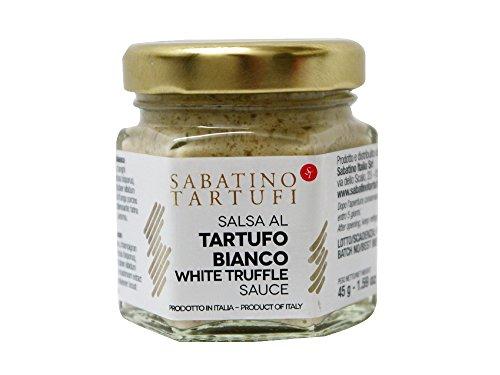白トリュフソース 45g SABATINO TARTUFI サバティーノ社