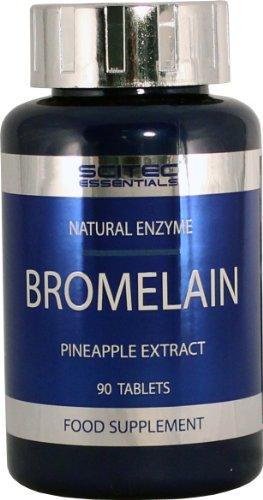 Scitec Nutrition Vitamin Bromelain, 90 Kapseln, 1er Pack (1 x 91,8g Dose)