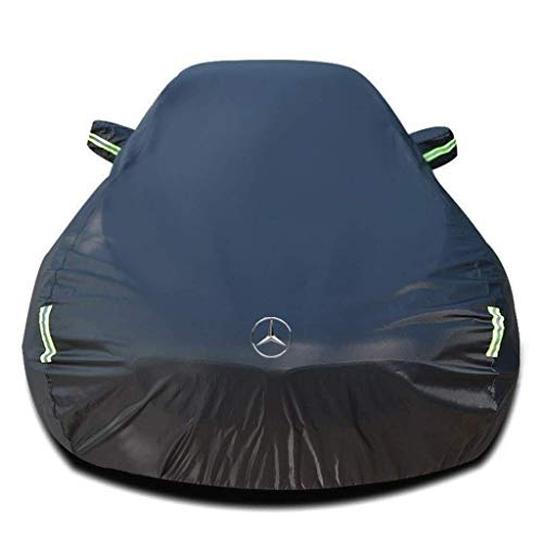 HTTSC La Cubierta del Coche de Mercedes-Benz SLC Clase Car Ropa Gruesa Tela Oxford Protección Solar