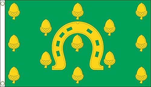 Gizzy Rutland (nouveau) 5 'x 3' Flag