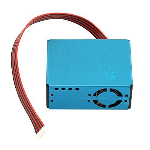 Fafeicy Sensor PM2.5, G5 PMS5003 Sensor de Contaminación del Aire, Monitoreo de Calidad del Aire Probador de Turbidez de Polvo