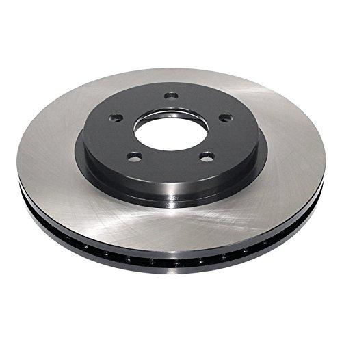 DuraGo BR5412302 Front Vented Disc Premium Electrophoretic Brake Rotor