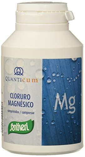 SANTIVERI Integratore Alimentare Cloruro di Magnesio, 230 Compresse
