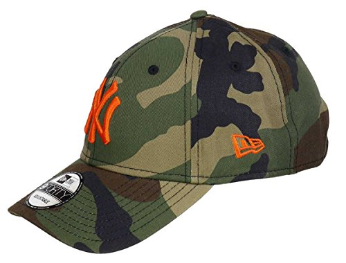 New Era New York Yankees 9forty Adjustable Cap League Essential Camouflage - One-Size