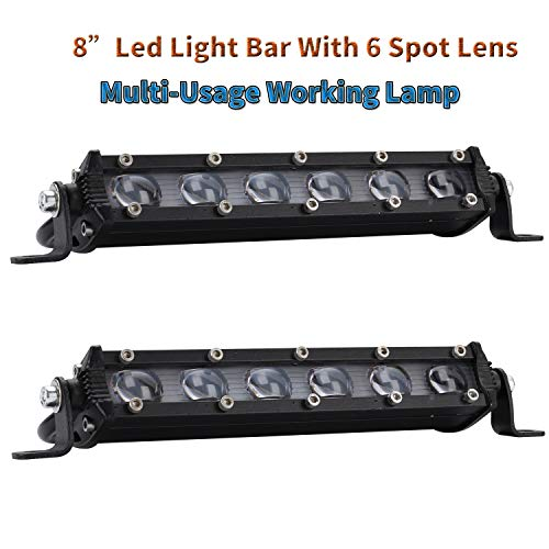 Par LED Light Bar 8