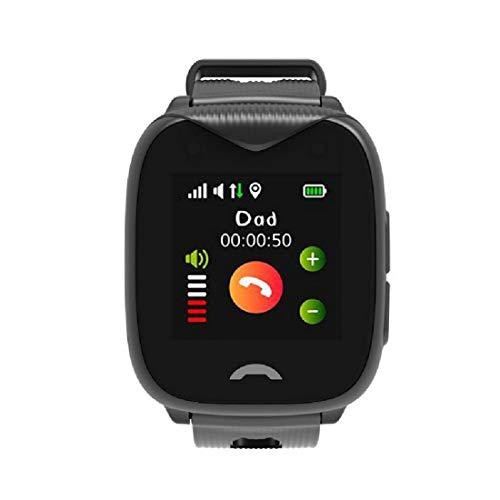QWERASD smartwatch LBS camera waterdichte tracker met simkaart, touchscreen-sleuf, tweewegs-oproepen, SOS-oproepen voor 3-12 jaar oud jongens meisjes