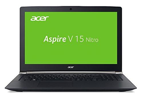 Acer Aspire V 15 Nitro (VN7-572G-54YG) 39,6 cm (15,6 Zoll Full HD IPS) Laptop (Intel Core i5-6200U, 2,8GHz, 8GB DDR4-DDR4-RAM, 1TB HDD, NVIDIA GeForce 945M, DVD, Win 10 Home) schwarz