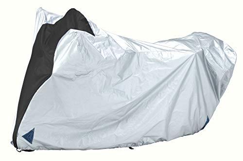 【Amazon.co.jp限定】 ヤマハ(YAMAHA) バイクカバー Eタイプ(2019年適合確認) ブラック 国産 防水 厚手 カウルミラー