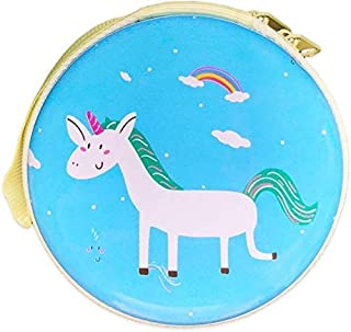Prezzie Villa Magical Unicorn Coin Purse|Earphone Cover|Jewellery Case (Assorted)