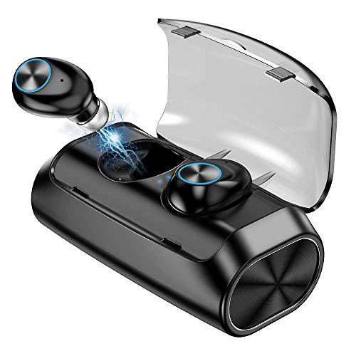 Salandens Audifonos Bluetooth Inalambricos,Mini Auriculares inalámbricos con Bluetooth 5.0 Deportivos…