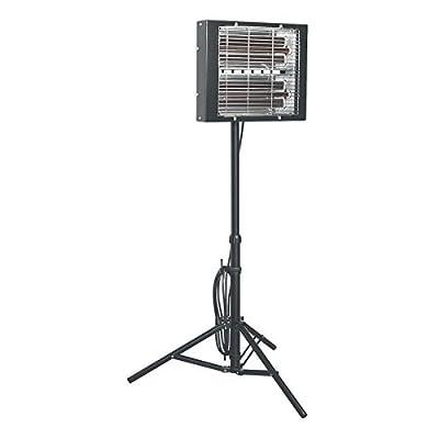 Sealey LP3000 Infrared Quartz Heater - Tripod Mounted 3000W/230V