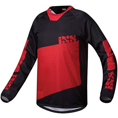 Pivot 6.2 DH Jersey Trikot - fluor red/black Größe XL